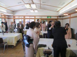 NPO法人設立10周年パーティー